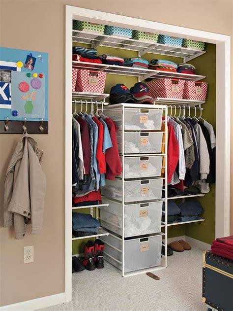 Organizing Ideas  Kids Closet