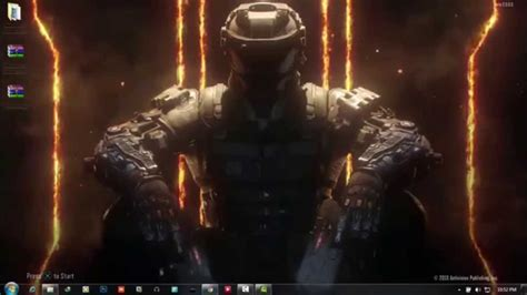 Black Ops 3 Animated Wallpaper - tutorial how to set live wallpaper in windows 7 black