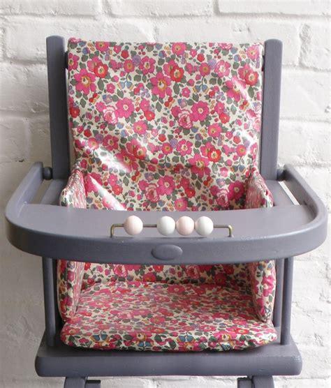 coussin pour chaise haute combelle coussin de chaise haute coussin chaise haute sur