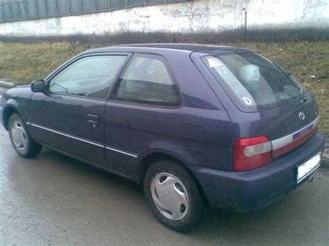 toyota tercel pictures