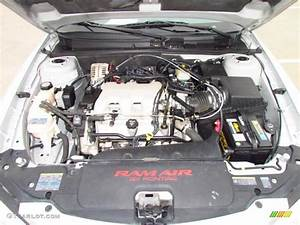 2004 Pontiac Grand Am Gt Sedan 3 4 Liter 3400 Sfi 12 Valve