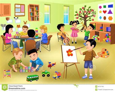 preschool classroom clipart kindergarten classroom clipart