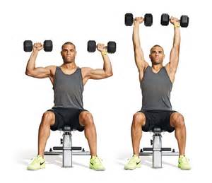 Front Shoulder Pain Bench Press by Top Shoulders Workouts To Build Perfect Shoulders