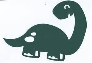 wedding scrap book dinosaur 2 silhouette by hilemanhouse on etsy