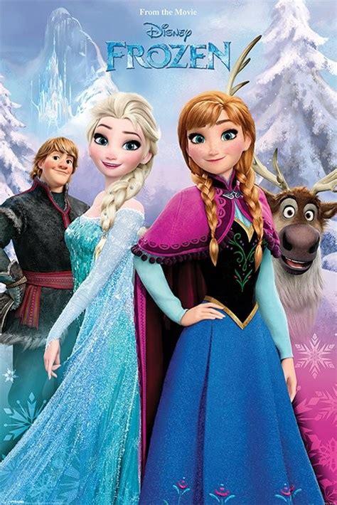 le bureau viticole la reine des neiges forest poster affiche