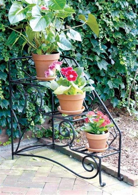 17 best ideas about outdoor plant stands on pinterest