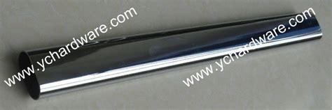 chrome plated oval iron closet rod china closet rod