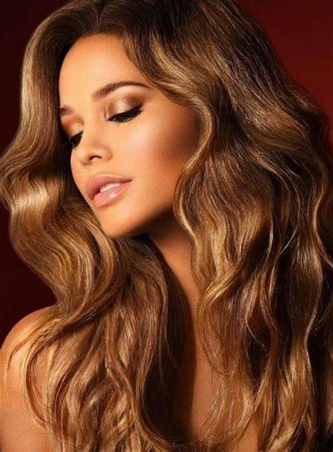 warm bronze hair colors      beautiful