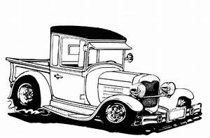 2017 restful drawings cars life is a coloring With 34 ford hot rod