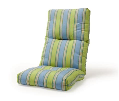 tufted high back patio chair cushion high back patio chair