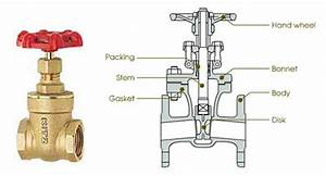Common Plumbing Valve Types
