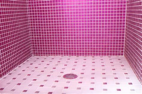 Pink Glitter Bathroom   Modern   Bathroom   New York   by