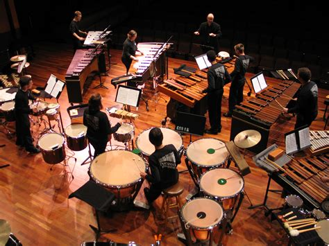 Percussion  Percussion Ensemble