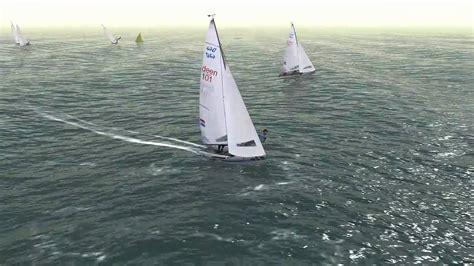 official sail simulator  pc hd video game trailer