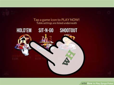poker zynga play wikihow game ways step