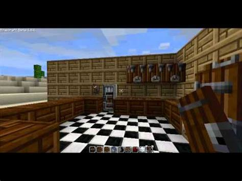 minecraft kitchen designs awesome kitchen design minecraft 4131
