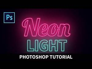 shop Tutorial NEON How to Make a Custom Neon Sign
