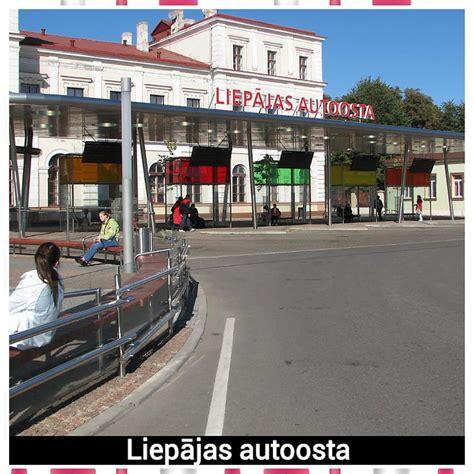Latvijas lielāko pilsētu top10 autoostas - Spoki