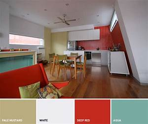 best small kitchen color schemes eatwell101 With these kitchen color schemes would surprise you