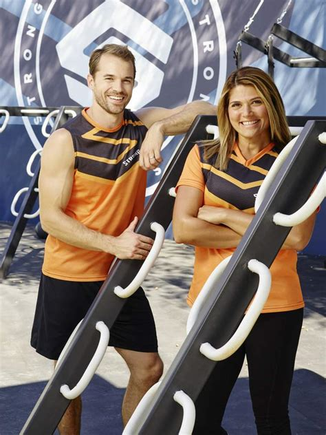 nbc strong tv show cast contestants trainers heavy