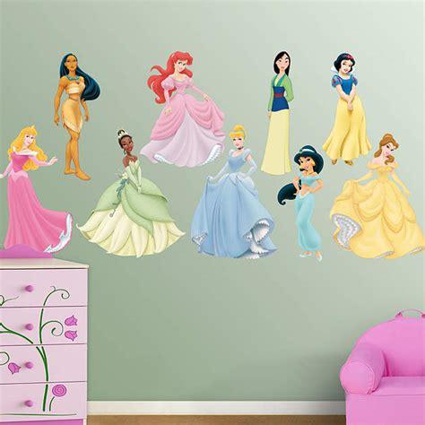 disney princess collection fathead wall decal