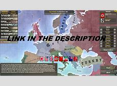 Hearts of Iron 3 Nazi flag Mod & more countries YouTube