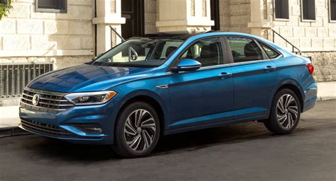 Volkswagen 2019 : Sorry Europe, You Won't Be Getting The 2019 Vw Jetta