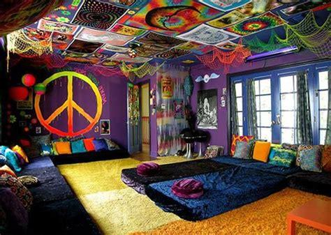 Diy Stoner Room Decor by Bohemian Decor Bedroom Peace Hippie Bohemian Home