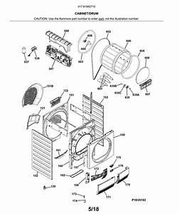 Kenmore Model 41781942710 Residential Dryer Genuine Parts