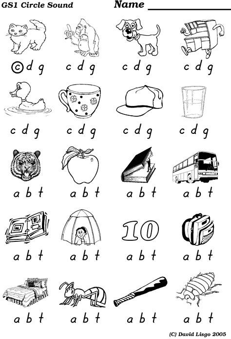 beginning sound letter  worksheets printable beginning