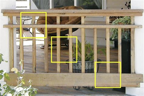 code compliant guardrails professional deck builder