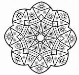 Mandala Coloring Kaleidoscope Pages Books Chakra Mondays Printable Colouring Drawing Patterns Sheets Drawings Meditation Nwcreations Pattern Creations Steven Popular sketch template