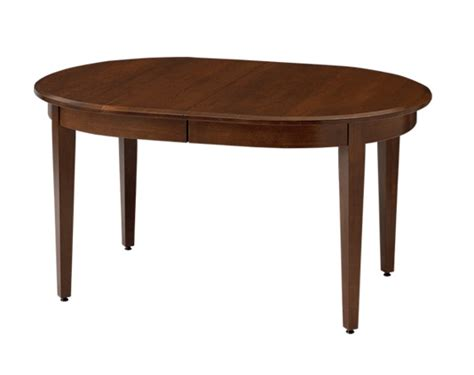 amish dining table with self storing leaves amish westfield self storing dining room table keystone