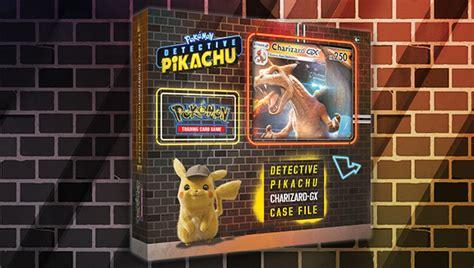 The Detective Pikachu Movie Gets Its Mandatory Set Of Tie