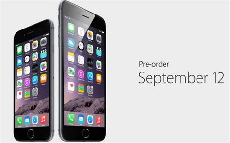 when does the iphone 6s release apple s new iphone 6s release date price and its features