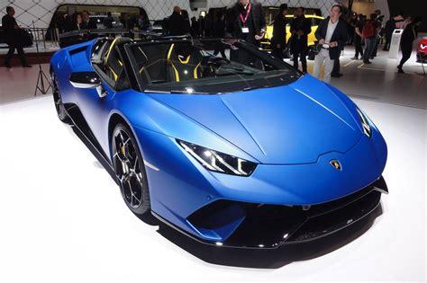 Lamborghini Car : Lamborghini Huracan Performante Spyder