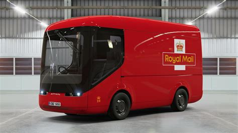 Best Electric Vans by Royal Mail S New Electric Delivery Is Just The Cutest