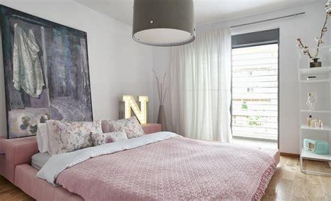 kissenbezüge schlafzimmer moderne einrichtung mit femininem touch ein innenraum