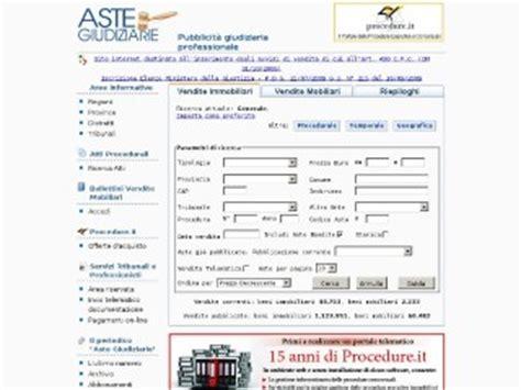 Asta Giudiziaria Pisa Beni Mobili by Sito Aste Giudiziarie