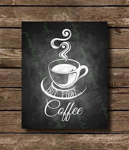 25 unique coffee chalkboard ideas on pinterest corner With what kind of paint to use on kitchen cabinets for signs and stickers near me