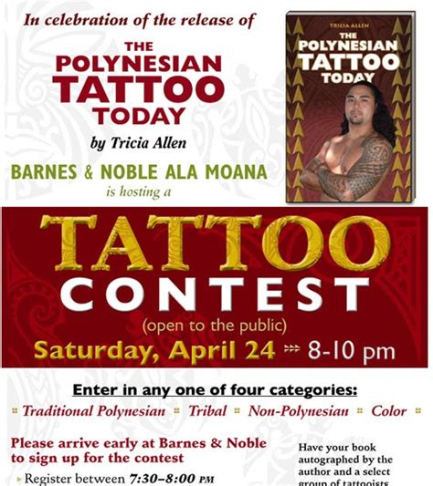 barnes and noble ala moana tattoosday a the tattoosday book review