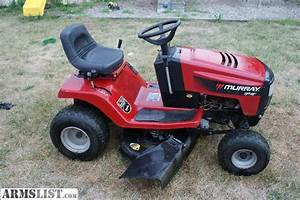 Murray Lawn And Garden Tractors