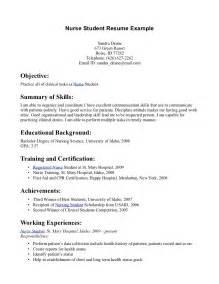 Cover Letter Mechanic Sle High School Student Resume Exle Student Resume Exle Recentresumes
