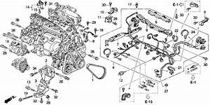 1996 Honda Accord Transmission Diagram