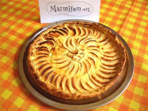 tarte aux pommes 224 l alsacienne recette de tarte aux pommes 224 l alsacienne marmiton