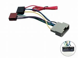 Chrysler Grand Voyager Radio Stereo Headunit Iso Wiring