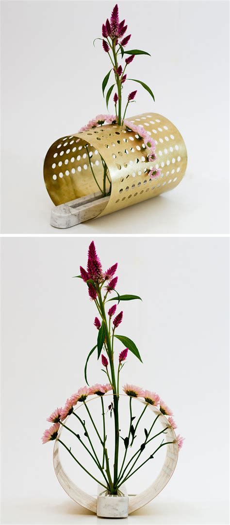 Flower Vases Designs by These Unconventional Vase Designs Make Creative Floral