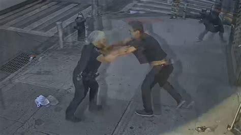 Video contradicts initial NYPD account of shooting that ...