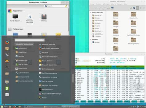 linux bureau les environnements de bureau sous gnu linux memo linux com