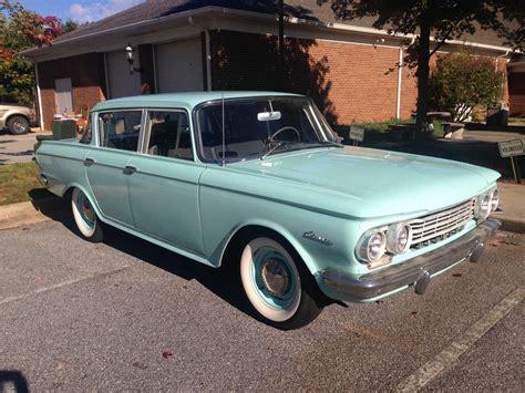 1962 AMC Rambler Classic ⋆ Standridge Auto Parts